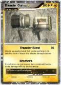 Thunder Gun
