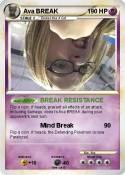 Ava BREAK