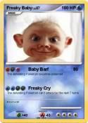 Freaky Baby