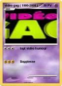 vidéo gag (