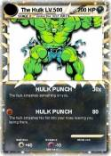 The Hulk LV.500