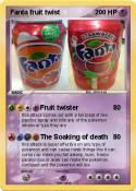 Fanta fruit
