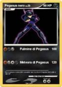 Pegasus nero
