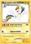 Mega rainbow
