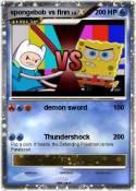 spongebob vs
