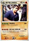 MISTER DINERO