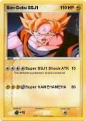 Son-Goku SSJ1