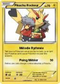 Pikachu Rockeur