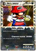 Mario rappeur