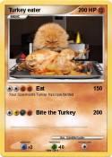 Turkey eater