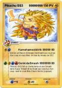 Pikachu SS3
