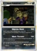 Mask Salesman