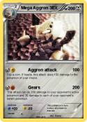 Mega Aggron 3EX