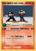 EVIL MARIO AND