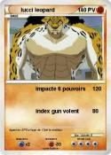 lucci leopard