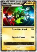 Mega Zygarde Ex