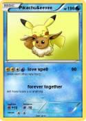 Pikachu&eevee