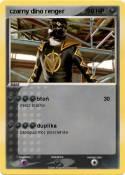 czarny dino