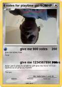 9 votes for