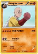 One punchman