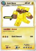 Gold Steve