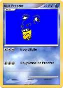 blue Freezer