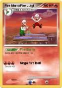 Fire Mario/Fire