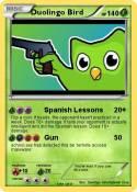 Duolingo Bird