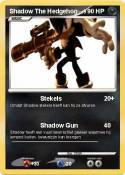 Shadow The Hedg