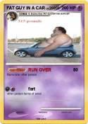 FAT GUY IN A