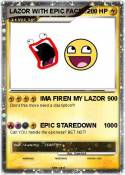 LAZOR WITH EPIC