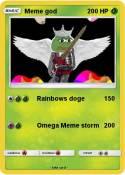 Meme god