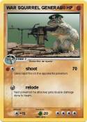 WAR SQUIRREL