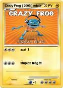 Crazy Frog (