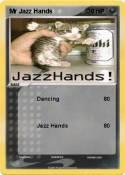 Mr Jazz Hands