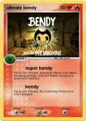 ultmate bendy