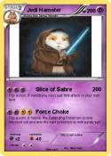 Jedi Hamster