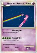Pinkie and Nyan
