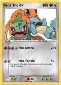 Gen1 Trio GX