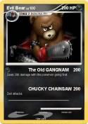 Evil Bear
