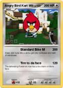 Angry Bird Kart