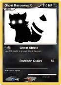 Ghost Raccoon