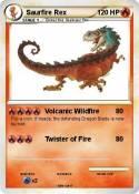 Saurfire Rex