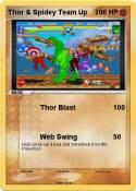 Thor & Spidey