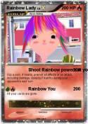 Rainbow Lady