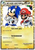 wii sonic and