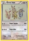 Eevee Team