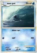 wave god