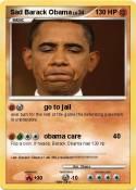 Sad Barack
