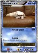 Sleepy Gracie